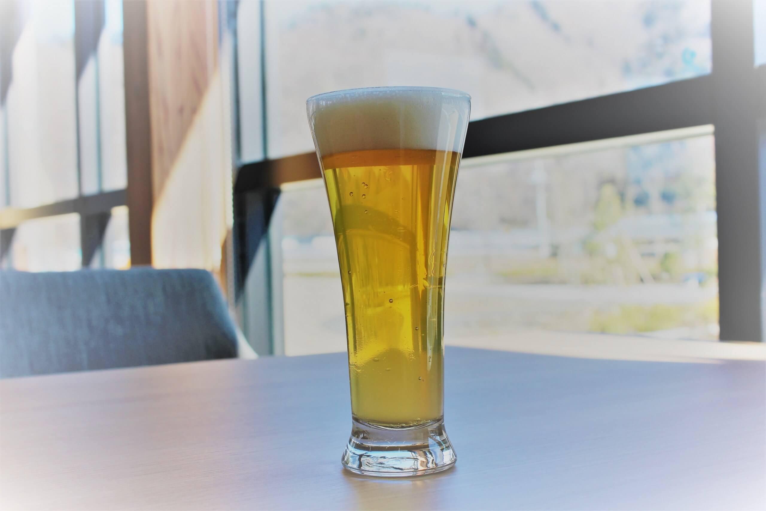 フジヤマビール(ピルス)
