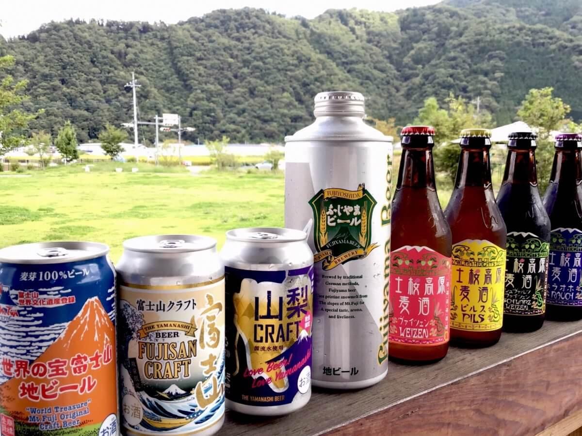山梨のおすすめクラフトビール