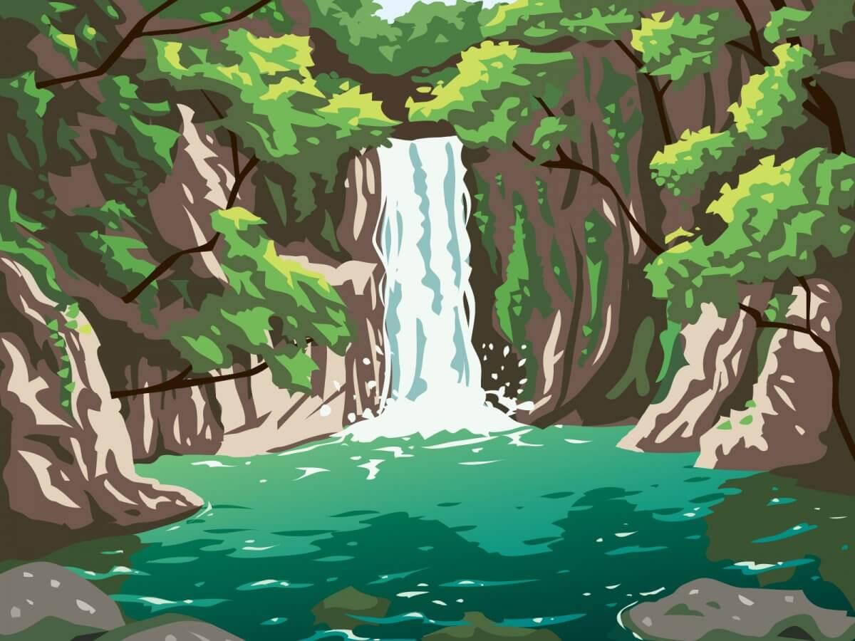 【滝5選】富士五湖周辺の滝を巡ろう!